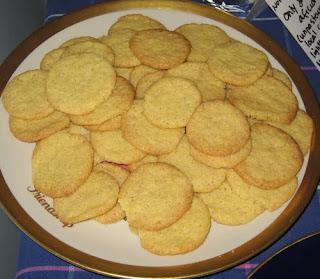 Cornmeal Crisps