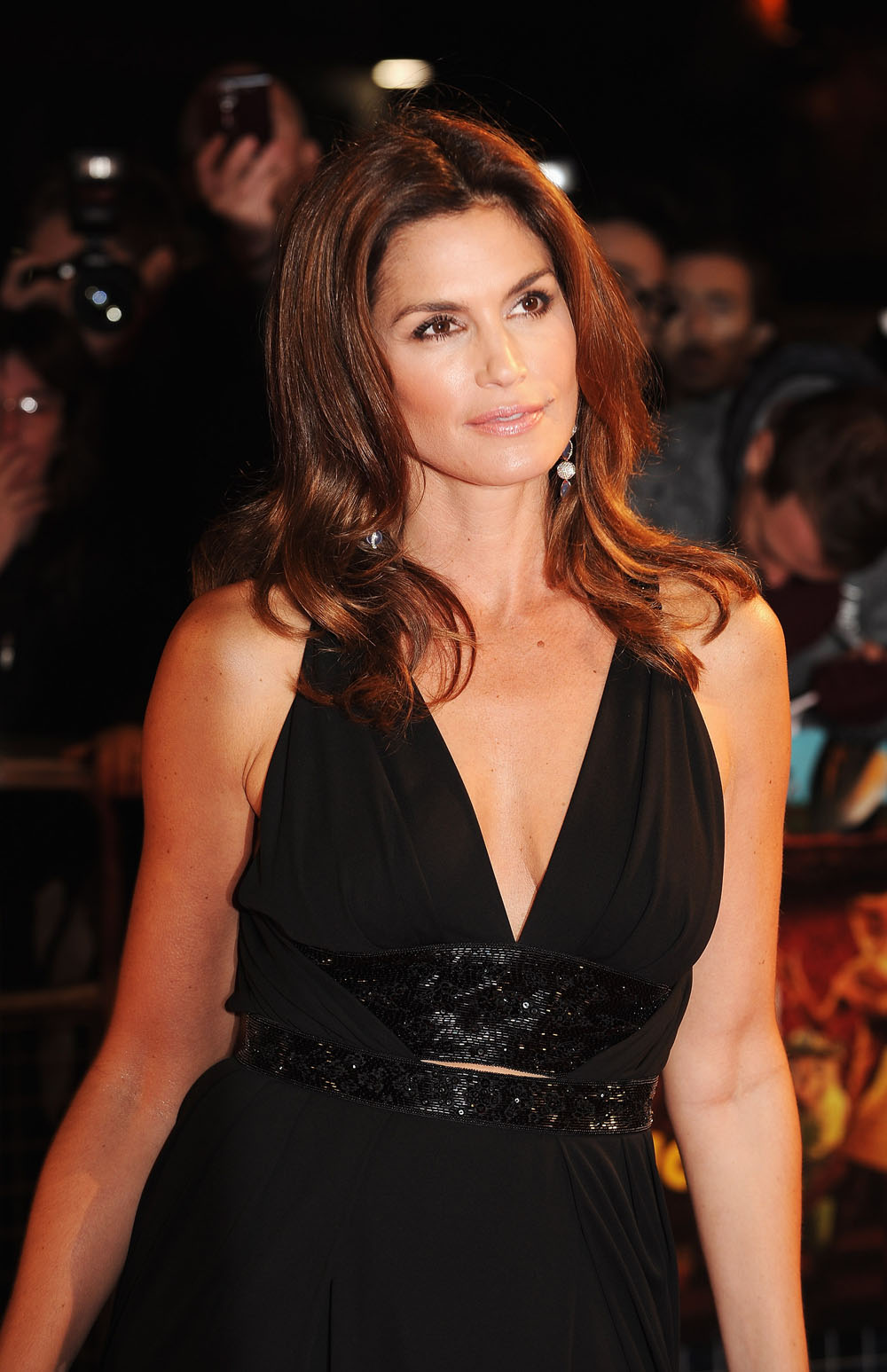 Cindy Crawford - Wallpaper Actress