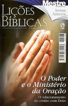 Lições Bíblicas 4º Trimestre