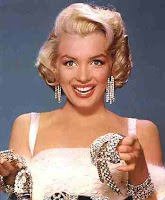 Marilyn Monroe & her diamonds @ 365 FR