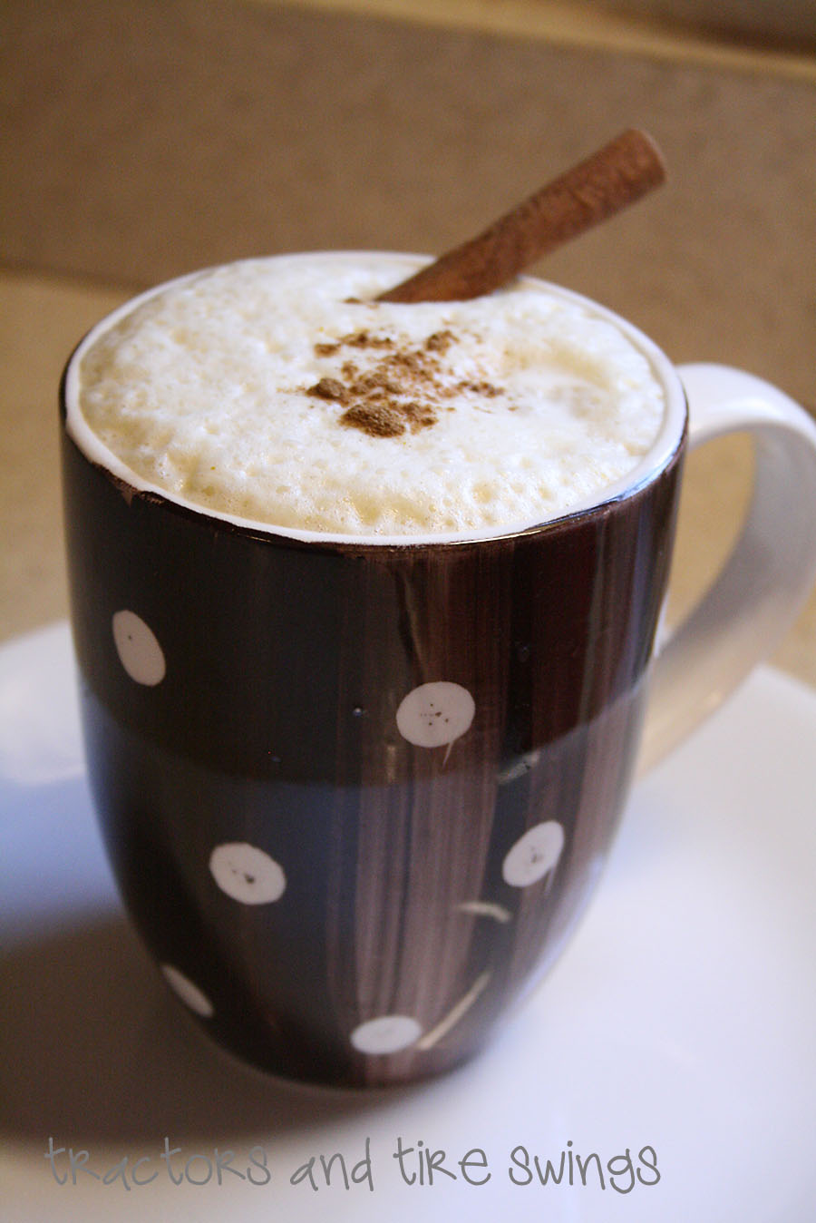 RECIPE: Pumpkin Spice Latte Goodness (or How to Make a Latte without ...