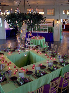 Garden By The Bay Ballroom chesapeake bay beach club bridal show | allison barnhill designs