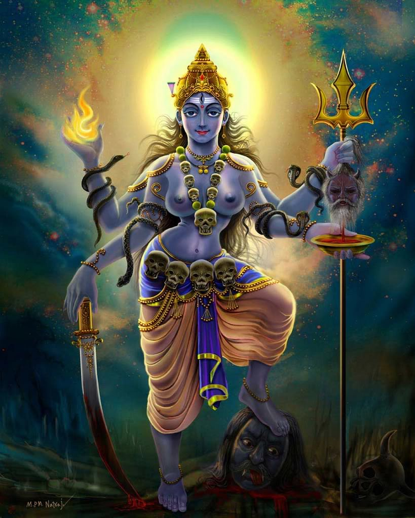 Kali Goddess Wallpapers