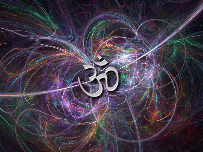 Indian Gods and Goddesses: Om Wallpapers