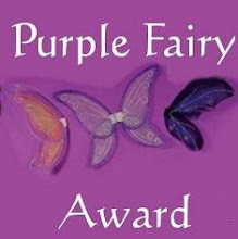 Blog Award: Purple Fairy Award