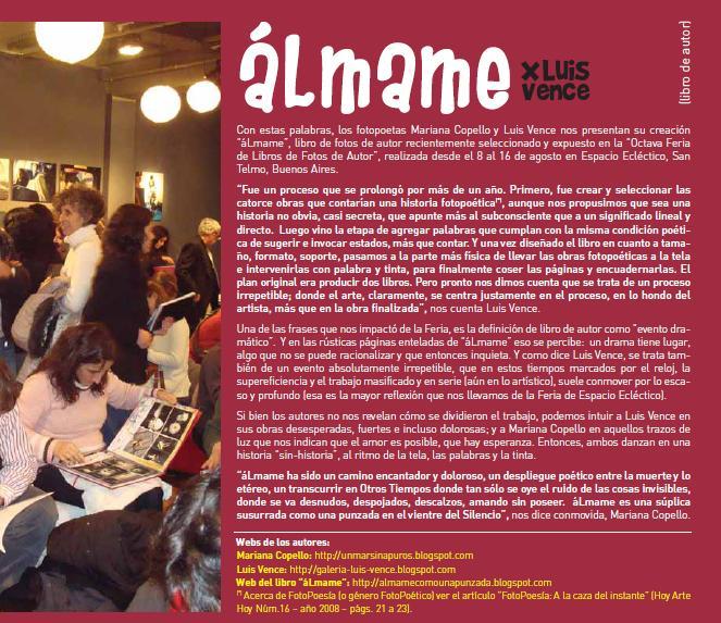 Revista Hoy Arte Hoy