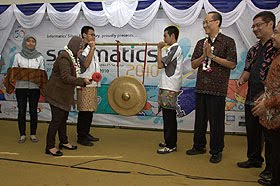 Pembukaan Schematics Dibuka oleh Walikota Surabaya