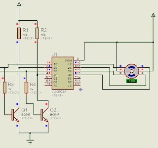 Embedded Systems Stepper Motor Interfacing With
