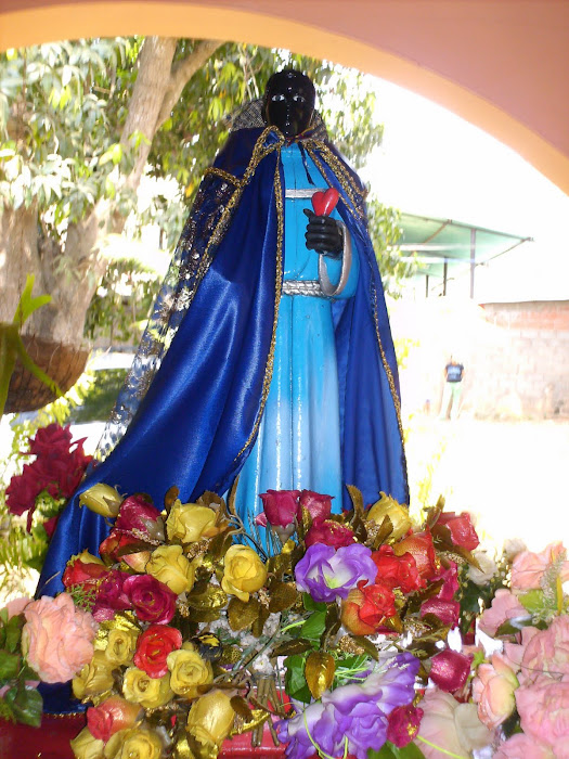 mi santo negro