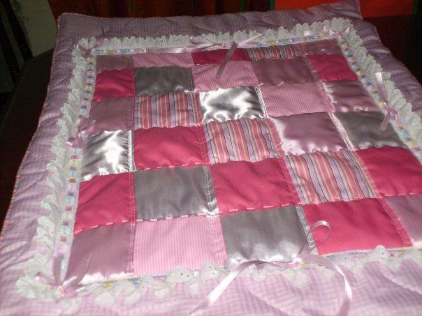 Creaciones amar un acolchado en patchwork - Acolchados en patchwork ...