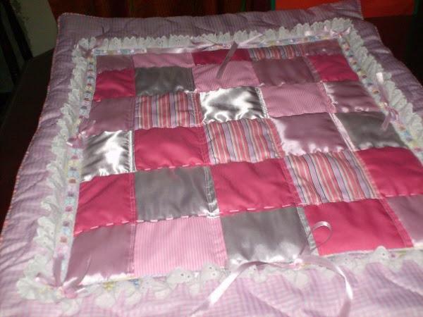 Acolchado en patchwork aprender manualidades es - Acolchados en patchwork ...