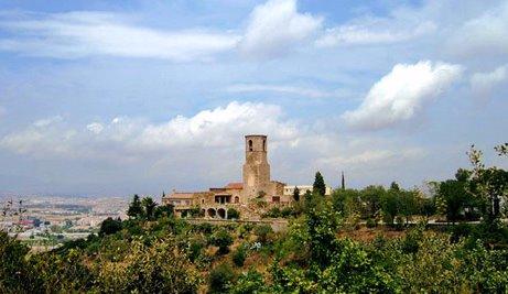 L'església de Reixac