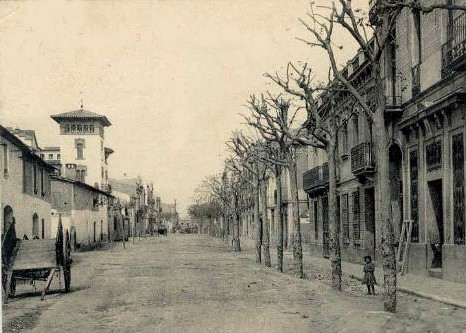 Carrer Major - any 1912