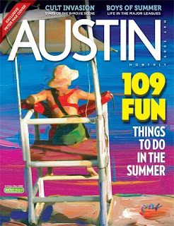 Austin Monthly Magazine Peter Max