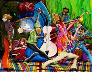 Flavor of Jazz by Marcus Glenn