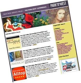 Park West Gallery Art and Artist News