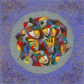 Quartet II. Anatole Krasnyansky.