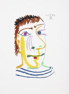 Le Gout du Bonheur #24. Pablo Picasso.