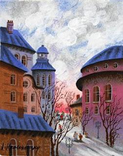 Augsburg, Germany. Anatole Krasnyansky.