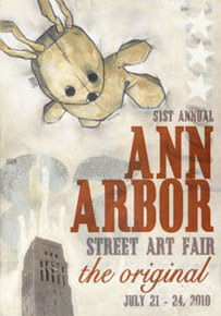 Ann Arbor Art Fairs
