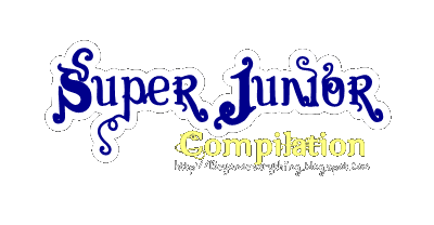 Super Junior Compilation