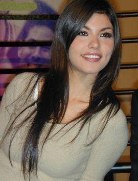 Modelo Angie Jibaja