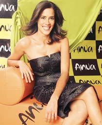 Actriz Gianella Neyra
