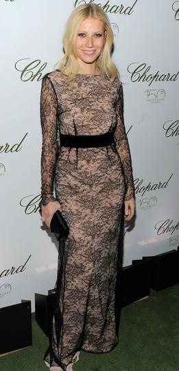 Gwyneth Paltrow de cuerpo entero