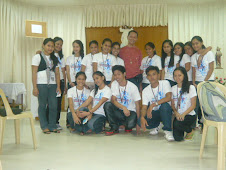 CHSG UM DAVAO CITY CHAPTER- THE PIONEERS