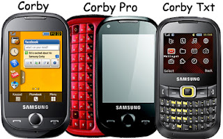 Samsung Corby Unknown Secrets