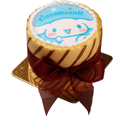 Hello Kitty Keroppi Cinnamoroll Cakes I can have dessert anytime