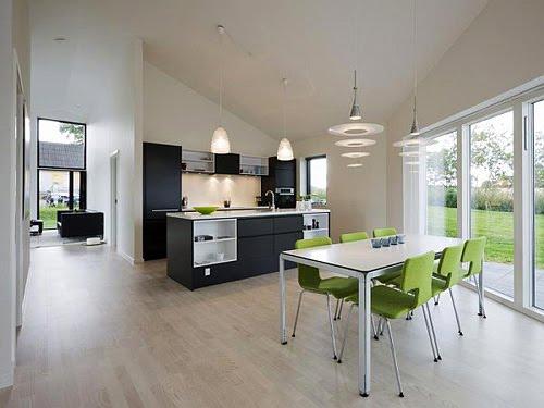 Ikea Wandregal Weis Kuche : Küche in schwarz-weiss connys diary