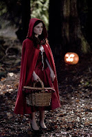 Anna Paquin is Little Red Riding Ho'