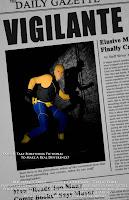 Vigilante by Mitchell Arend