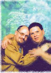 Me and RainBear, 2003