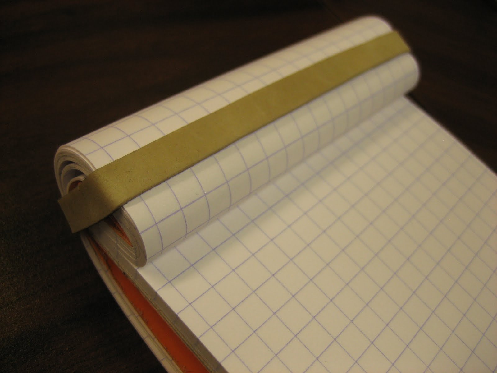 The Penny Writer.: Rhodia Bloc No 12 Paper Pad Review