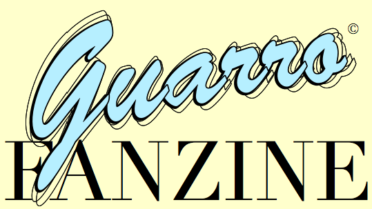 Guarro fanzine - The blog