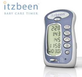 Great device to help keep baby's schedule