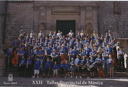 BANDA PROVINCIAL DE MÚSICA 2010