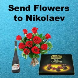 Flowers to Nikolaev