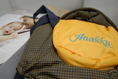 Glenn S Paradise Brand New Anakku Baby Carrier For Sale