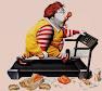 MacDonald obeso