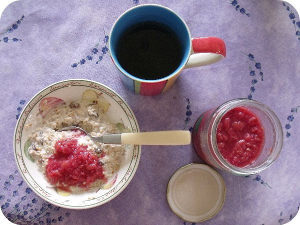 how to make cherry jam from fresh cherries