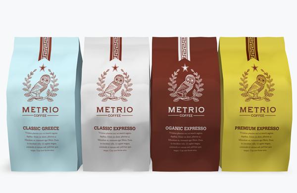 PackagingBlog / Best Packaging Designs Around The World: Metrio Coffee