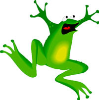 THE FROG BLOG.......