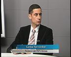 Carlos Fernández, secretario general del PSPV de Mislata