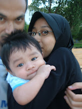 abah + umi + ammar