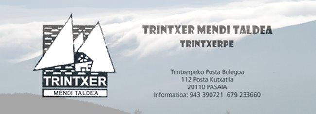 TRINTXER MENDI TALDEA