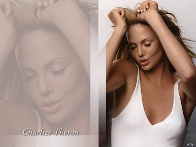 Charlize Theron Sexy Wallpaper