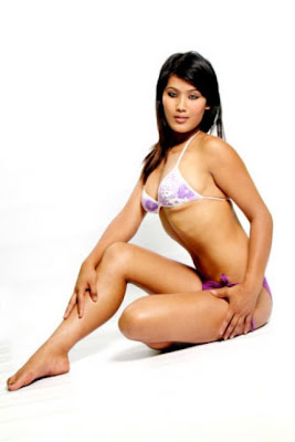 nepali bikini girl photo